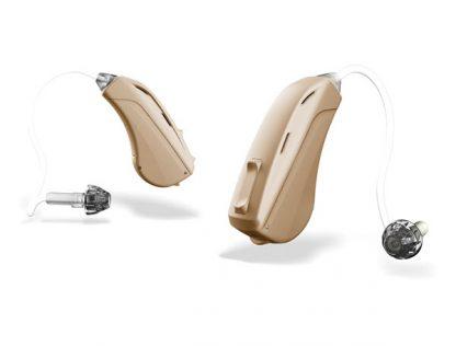 Sonify behind the ear hearing aid